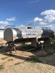 Tanque caminhão pipa 9.000 litros   R$10.000,00
