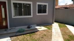Casa linear com 3 quartos. Rio das Ostras-RJ