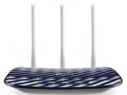 Roteador TP-Link Wireless Dual Band AC750 Archer C20W(provedores) - Nota fiscal + Garantia