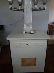 Máquina de sorvete americano yurk em ótimo