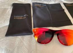 Óculos de sol feminino top