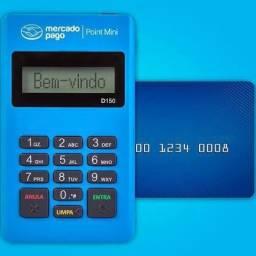 Máquineta cartão de crédito e débito