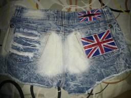 Shorts tamanho 36