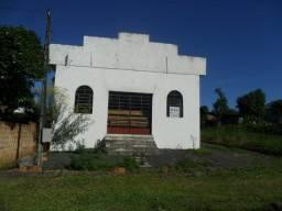 Barração de 206.79 m², e casa nos fundos, Loteamento Maria Anísia