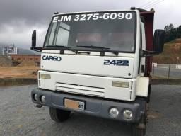 Ford Cargo Truck Traçado 6x4 Basculante - 1998