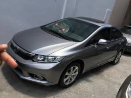 Civic EXS 2013 completo - 2013