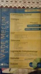 Vade Mecum Saraiva 2007 4ª edição