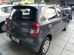 Etios 1.3 x hatch 2016 - 2016