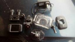 Camera para capacete, carro