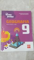 """Livro: """" Para viver juntos - Geografia 9"""""""
