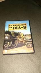 Dvd original. Um Brasileiro no Dia - D.