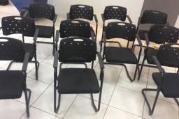 Cadeiras para Escritorio semi novas