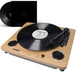 Toca-Discos Archivelp Com Alto-Falantes Conversor Digital Via Usb E Saída Rca