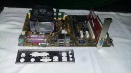 Placa amd ddr2 kit