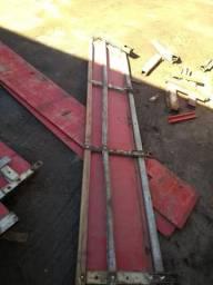 Tampas laterais de carreta altura 45cm