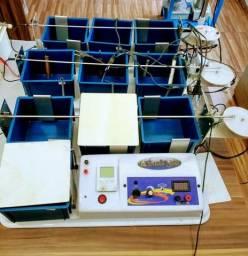 Máquina de galvanoplastia