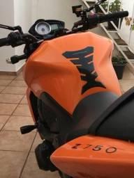 Z750 Kawasaki abaixo da fipe - 2012