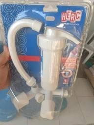 Filtro purificador de água Herc novo lacrado completo ponto de instalação