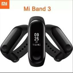 Xiaomi Mi Banda 3 Smartband - Preto, 100% em português