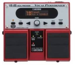 Pedal para voz Boss VE 20
