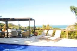 Deslumbrante casa de 440m², na área mais nobre da Praia do Rosa - SC