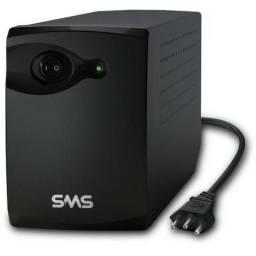 Nobreak SMS 600Va 127v UST600s SMS sem carga, em ótimo estado, pouco uso