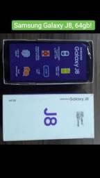 Samsung Galaxy J8, 64Gb de memória!