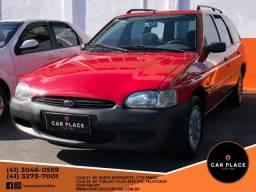 Ford Escort Gl 1.8mpi 16v 4P Único Dono! - 1998