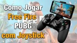 Controle Bluetooth P/ Jogar Free Fire