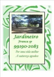 Seu jardineiro em franca sp