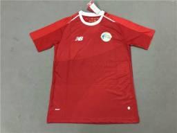 Camisa Oficial Da Costa Rica 2018/2019