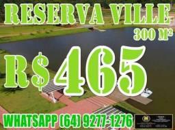 Reserva Ville lotes parcelados em caldas novas - Lote a Venda no bairro Estancia...