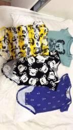 Roupinhas de bebê tigor