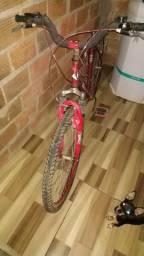 Bike usada so falta o coxin