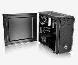 Gabinete Thermaltake Versa H15 Black Case