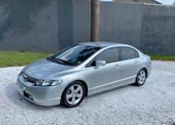 Vendo ou financio Honda Civic LXS 1.8 16V Manual 2008