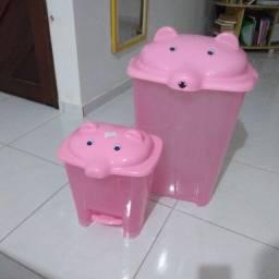 Conjunto de cestas infantis