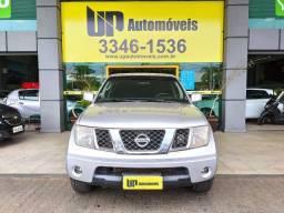 Nissan Frontier XE 2013 impecável único dono!