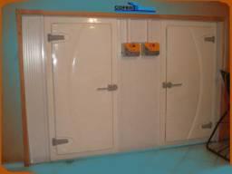 Câmara fria de congelamento 2,30x2,40x2,50mm