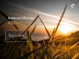 Terreno à venda, 450 m² por R$ 375.000,00 - Villa Lobos - Paulínia/SP