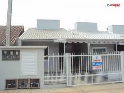 Casa para alugar com 2 dormitórios em Araponguinhas, Timbó cod:323