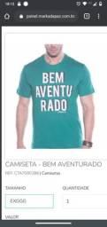 Camisas Marka da Paz