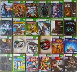 Jogos Xbox 360 Originais com ótimo preço
