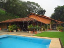 Casa à venda com 4 dormitórios em São conrado, Rio de janeiro cod:746612
