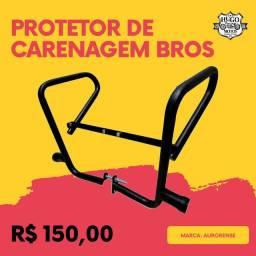 PROTETOR DE CARENAGEM BROS PROMOÇÃO