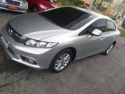 Civic lxs 1.8 automatico 2014 entrada rs- 6.900 - 2014