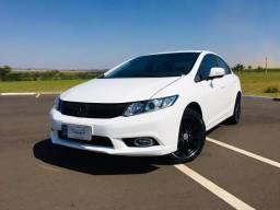 Honda Civic 2.0 LXR 2014 TOP Vendo, troco e financio