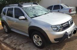 Duster Dynamique 1.6 manual - 2016