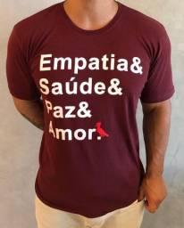 Promoção Camisetas Masculina Reserva 100% Algodão