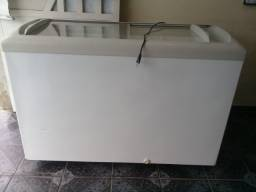 Freeser Horizontal Metal Frio 336 litros